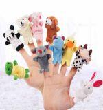 Bester gebildeter Plüsch Tierfinger-Marionetten