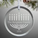 Необыкновенные самые лучшие персонализированные подарки рождества идей подарка Suncatcher орнамента