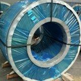 Bobina del acero inoxidable del Cu y del Ni 201 del material 0.8% de la inducción