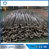 SA556 tubi di piegamento dello scambiatore di calore del tubo dell'acciaio inossidabile da 2 pollici