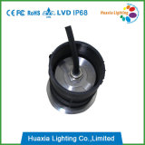 고품질 Dimmable LED Inground 빛, 3W LED 지하 빛