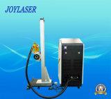 약 담배를 위한 비행 섬유 Laser 표하기 기계