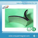 Neodimio a forma di del magnete del motore dell'arco di rendimento elevato