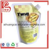 Bolso de empaquetado modificado para requisitos particulares de la bebida plástica de aluminio de la dimensión de una variable