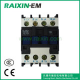 Contattore miniatura di CA del contattore 3p AC-3 110V di CA di Raixin Cjx2-1201 (LC1-D)