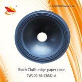 Небольшой размер 8 дюйма ткань кромки бумаги Cone-Speaker детали внутреннего кольца подшипника