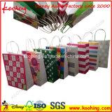 競争価格の再生利用できるクリスマスの紙袋