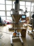 Semiautomáticos farinha seca em pó máquina de enchimento do depósito do sem-fim