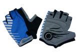 Тренировка пригодности перчатки перста Jinrex половинная задействуя Anti-Slip перчатку спортов
