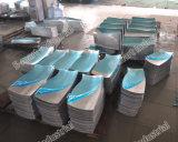 Outil d'échappement à lames de ventilateur en acier inoxydable dans l'industrie alimentaire industrielle