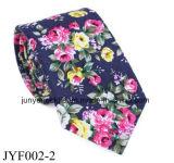 형식 다채로운 우연한 꽃 면 넥타이는 도매로 맨다