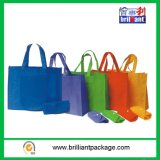 No tejido baratos Shopping Bag Bolso bolsos (CBP-27)