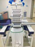 Wy1201c computergesteuerte Stickerei-Maschine mit Schutzkappen-flacher Funktion