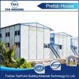 Feuer-Beweis-Zwischenlage-Panel-Stahlgebäude-vorfabriziertes bewegliches Haus