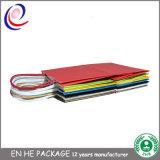 Form sackt niedrige Kosten-aufbereitete PapierEinkaufstasche ein