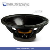 W157550 de 15 pulgadas de alimentación de alta calidad Pro Audio oradores