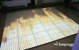 100ピクセル1220*1220mm LED棒のためのビデオダンス・フロア