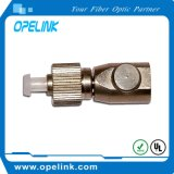 Manutenção programada simples do adaptador da fibra óptica