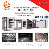 Feuille de carton automatique Machine de contrecollage Bkj1310