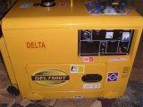 5kw type silencieux superbe générateurs diesel avec l'alternateur de la CE
