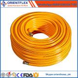 """1 """" желтый шланг брызга PVC технологии Кореи для земледелия/шахты"""