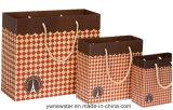 Qualität kundenspezifische Papierhandtasche für Kleidung