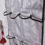 Transparente PVC Faltende Gewebe Wand hängen Speicher Organizer