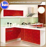 Gabinete de cozinha de madeira da prova da água (personalizado)