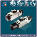 Asse di rotazione di Atc raffreddato aria di Hqd Hanqi 9kw ISO30 per falegnameria