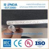 2 kern flexibele elektrokabel 1.5 sqmm