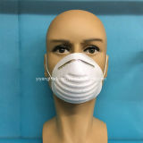 コップの形の使い捨て可能な1つの層塵マスク