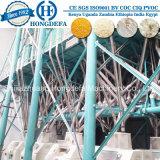 Moulin de maïs 1.5 tonne par usine de minoterie de maïs d'heure