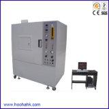 Plastikrauch-Erzeugungs-optische Dichte-Prüfungs-Apparat ISO-5659-2