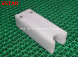 CNC personalizado da elevada precisão que faz à máquina a peça plástica para o dispositivo médico