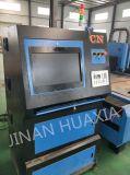 Высокопроизводительный разделочный стол машины вырезывания CNC лазера волокна