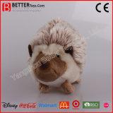 도매 귀여운 박제 동물 견면 벨벳 Hedgehog 연약한 장난감