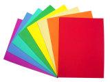 Cartón de color tamaño A4.