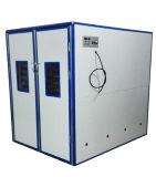 Großer automatischer industrieller Papageien-Ei-Inkubator mit Hatcher Maschine