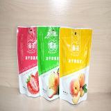 Saco de embalagem dimensional de frutas secas Customizsed