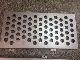 Comitato di alluminio personalizzato della facciata del reticolo perforato