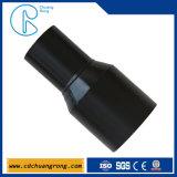 Ângulo do redutor da tubulação da alta qualidade de HDPE/PE