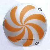 둥근 천장 램프 침실 사용을%s 현대 유리제 천장 빛