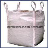 4 sacs enormes de sac en bloc faisant le coin de boucles pour la poudre de magnésite