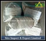 Forma de riñón Negro Acero Wwoven de alambre de malla de filtro