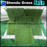 180stitch grama artificial do PE do gramado high-density 20mm