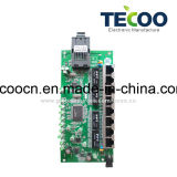 디지털 LCD 온도를 위한 PCB