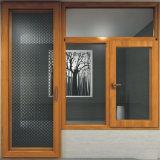 Disegni di alluminio dei portelli della finestra di vetro per il fornitore della Sri Lanka Cina