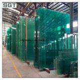 和らげられた高品質はまたは建物のための超明確か低い鉄ガラスを強くした