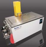 Máquina tensa da limpeza ultra-sônica do motor com plataforma de levantamento