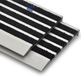 Pisos detalles de aluminio y carborundo escalera Nosings